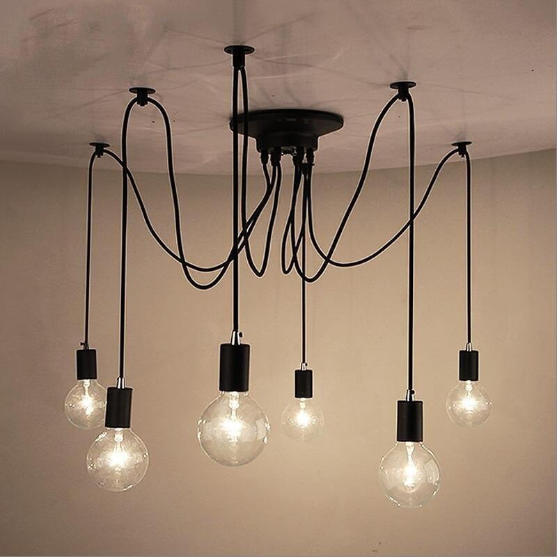 Modern Nordic Art Spider Chandelier - Modernly Decor