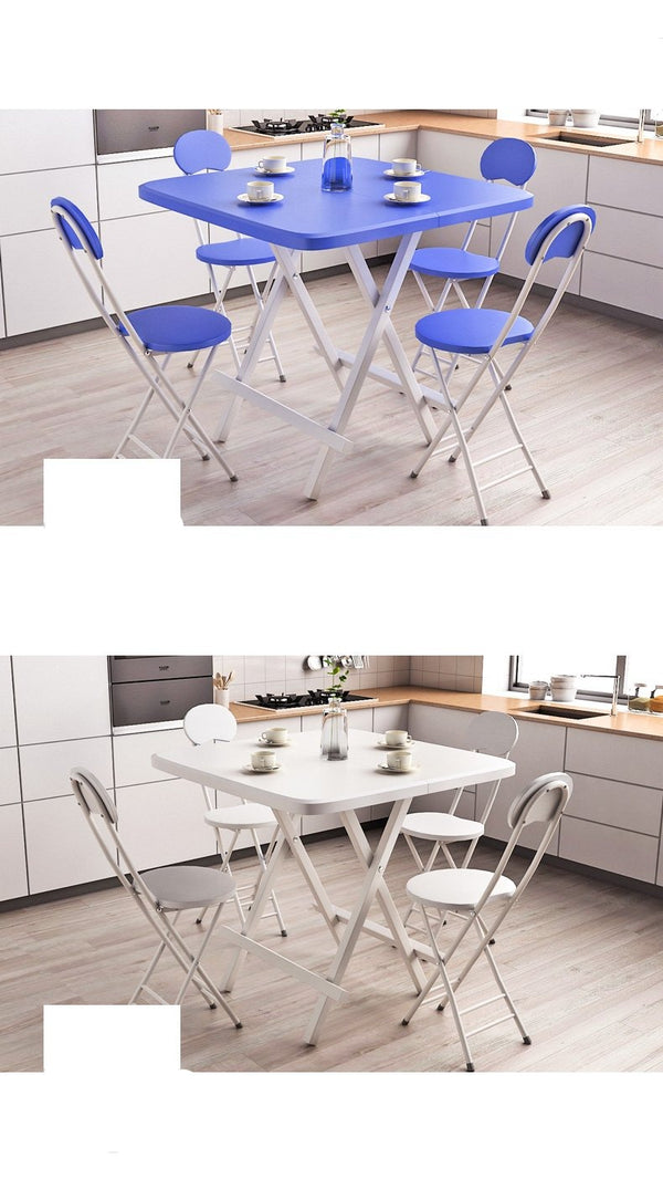 Brodure - Foldable Dining Chair - Modernly Decor