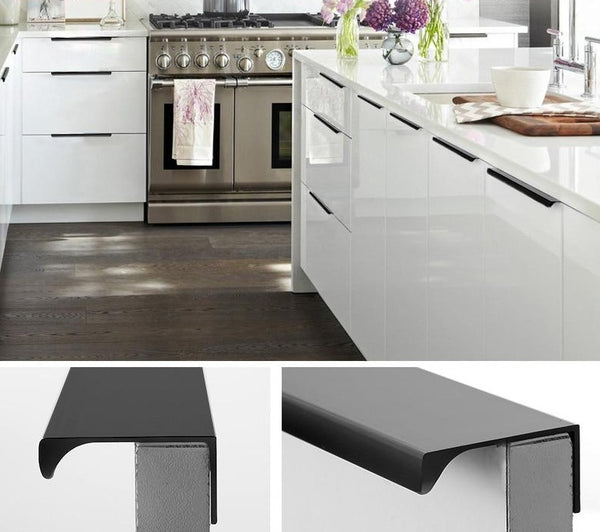 Cerelia - Modern Invisible Hook Over Handle - Modernly Decor