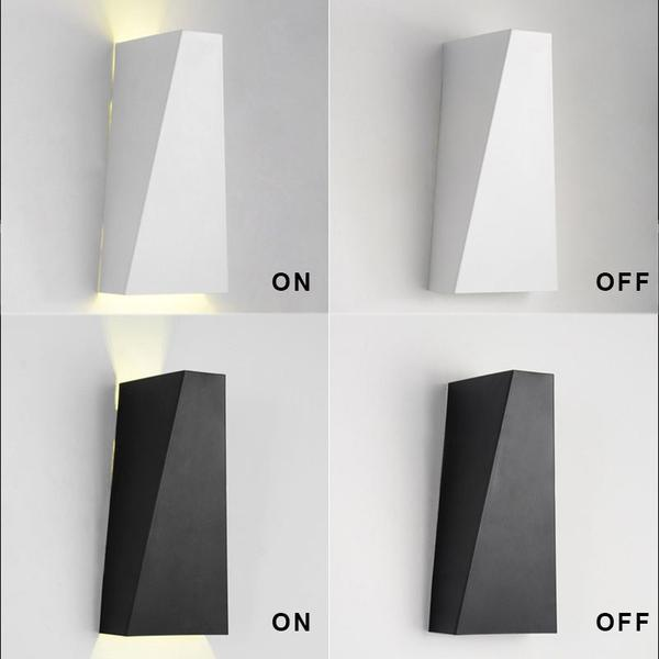 DAX - DUAL-HEAD WALL LIGHT - Modernly Decor