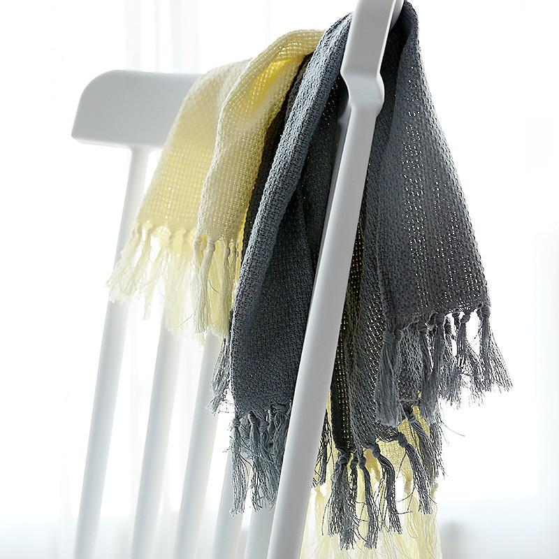 Else - Modern Tassel Table Cloth - Modernly Decor