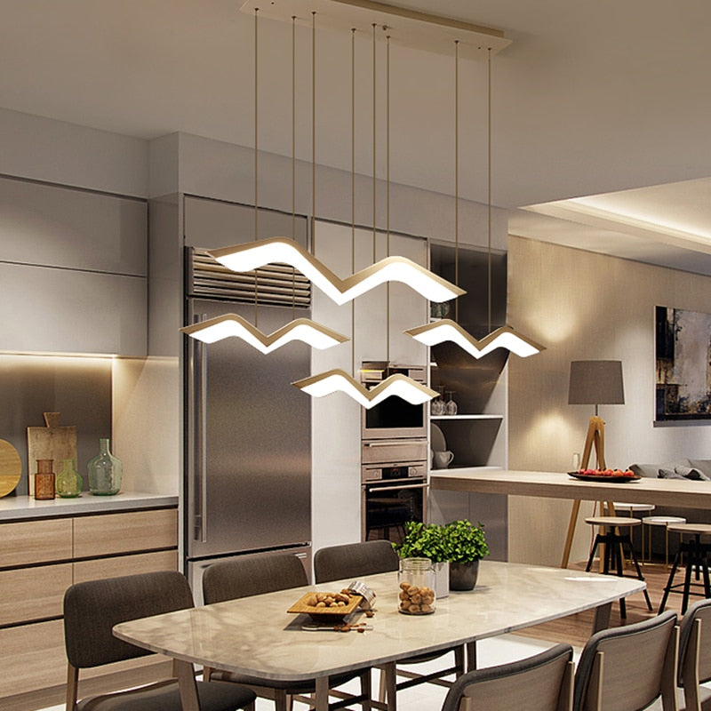 Freedom - Wing Chandelier - Modernly Decor