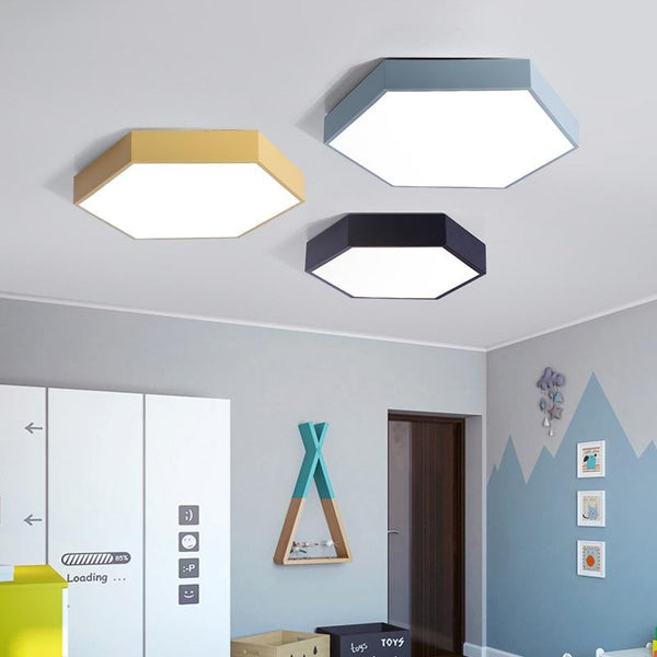 Hex Ceiling Lights - Modernly Decor