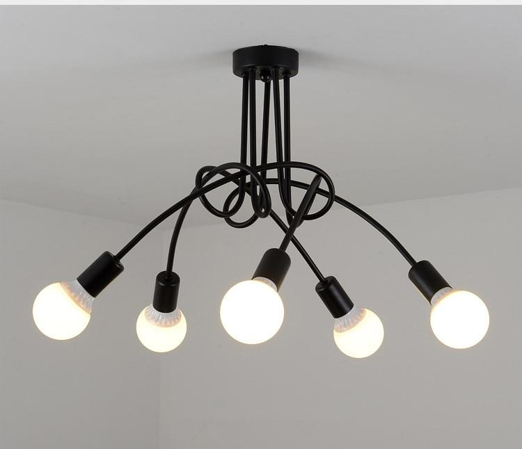 Modern Industrial Loft Chandelier - Modernly Decor