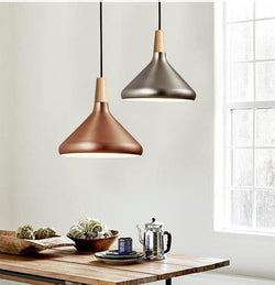 Paco - Modern Nordic Pendant Lamp - Modernly Decor