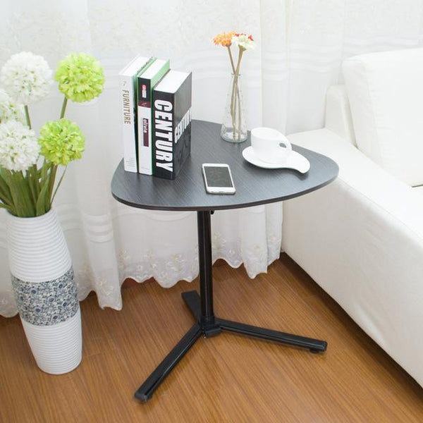 Landon - Adjustable Height Small Laptop Desk - Modernly Decor