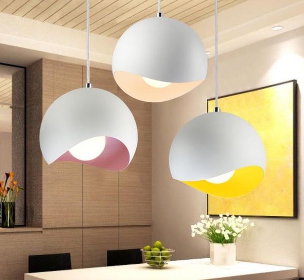 Atupa - Dome Hanging Pendant Lighting - Modernly Decor