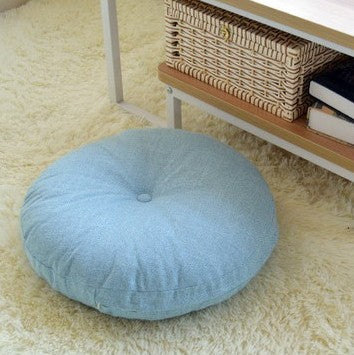 Asuka - Round Floor Pillow - Modernly Decor