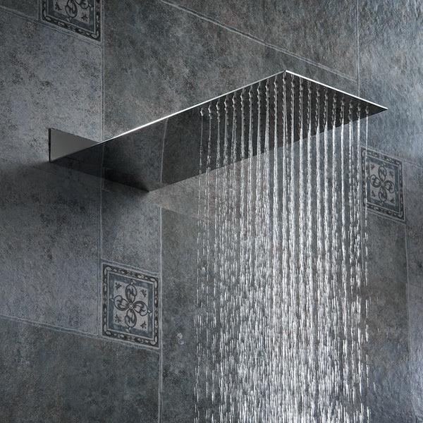 Bahari - Rainfall Shower Head - Modernly Decor