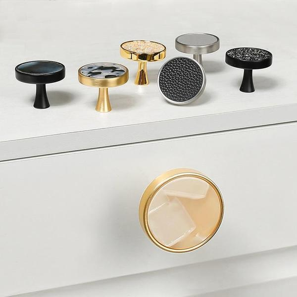 Conran - Modern Round Handle - Modernly Decor