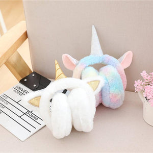 Unicorn Ear Warmers