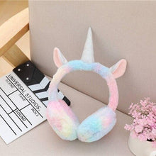 Load image into Gallery viewer, Unicorn Ear Warmers