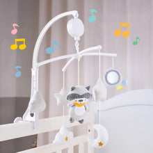 Load image into Gallery viewer, Baby Crib Rattle Holder