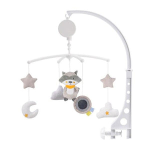 Baby Crib Rattle Holder