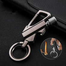 Load image into Gallery viewer, Emergency Survival Keychain Fire Starter
