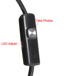 Smart Endoscope