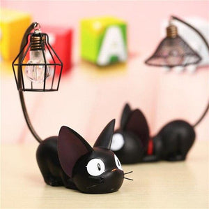 Black Cat Mini Night Light