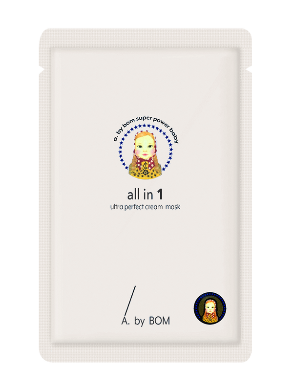 A by Bom - All In 1 Ultra Perfect Cream Mask