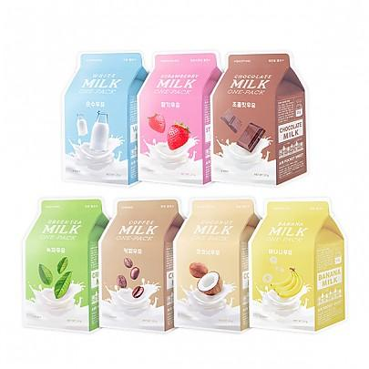 A'PIEU - Milk One Pack 7pcs