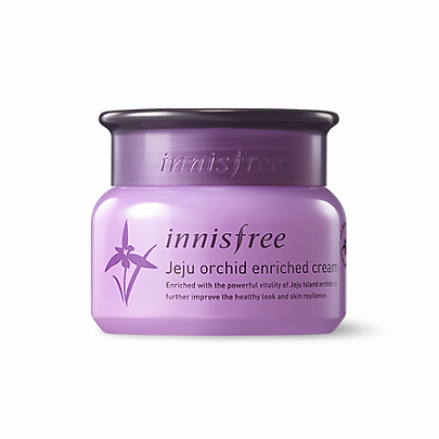 Innisfree - Jeju Orchid Enriched Face Cream 50ml