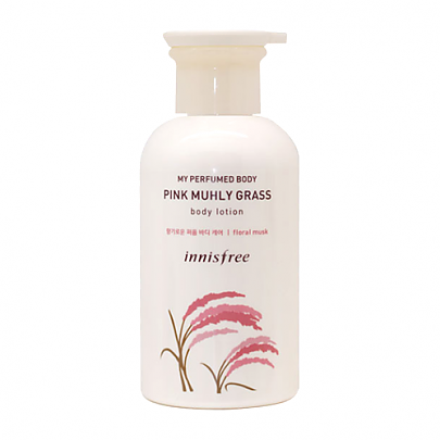 Innisfree - My Perfumed Body Body Lotion (Pink Muhly) 330ml