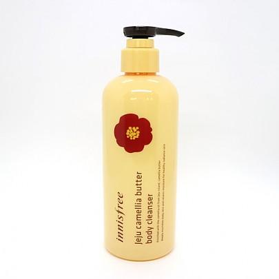 Innisfree - Jeju Camellia Butter Body Cleanser 300ml