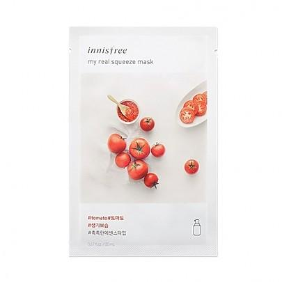 Innisfree - My Real Squeeze Mask (Tomato)