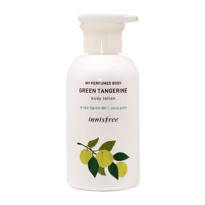Innisfree - My Perfumed Body Body Lotion (Green Tangerine) 330ml