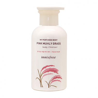 Innisfree - My Perfumed Body Body Cleanser (Pink Muhly) 330ml