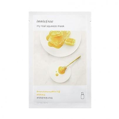 Innisfree - My Real Squeeze Mask (Manuka Honey)