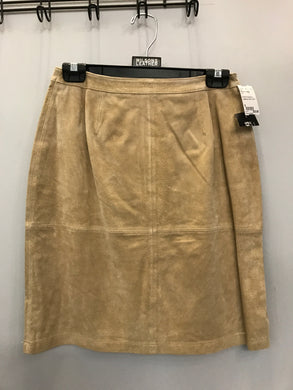 Size 8 Wilson's Leather Skirt NWT