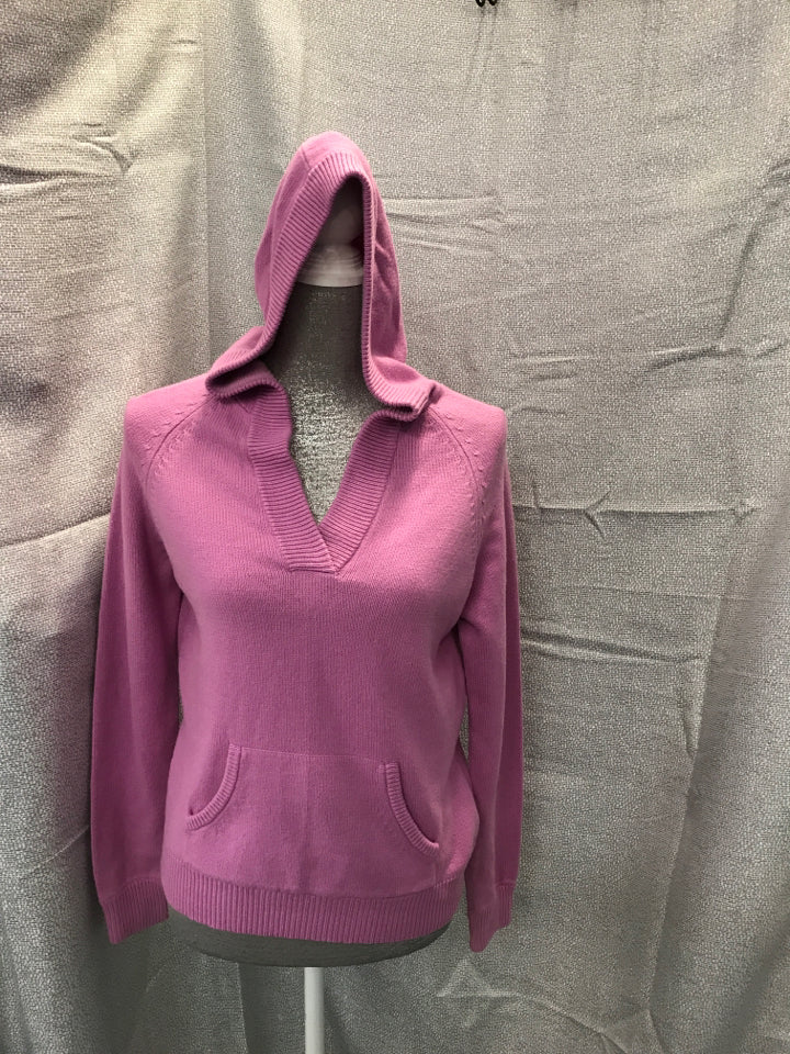 Sonoma Size S Pink Hoodie sweater