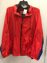 Load image into Gallery viewer, Pacific Trail Size Large Red Windbreaker