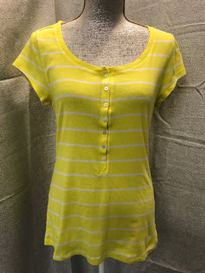 perfect Size L Yellow T-Shirt