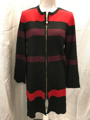 Anne Klein Size XL striped Sweater NWT