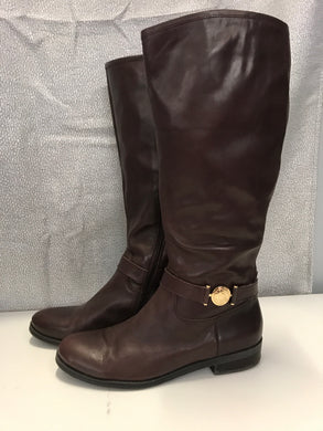 8.5 Tommy Hilfiger leather Boots