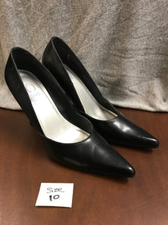 Chinese laundry Size 10 Black Heals
