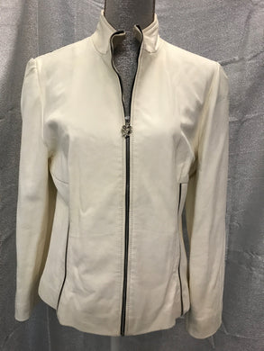 Royal Underground Size XL Ivory Jacket