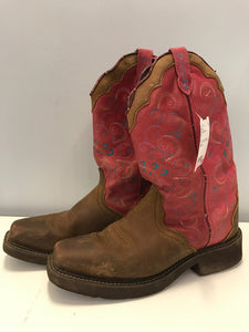 8.5 Justin Gypsy Boots