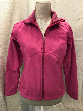 Double Diamond Size S Pink Jacket