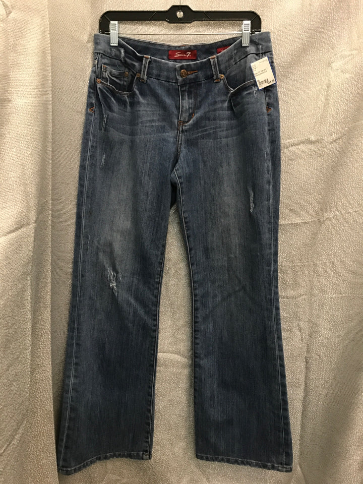 Size 10 Seven 7 Jeans boot cut