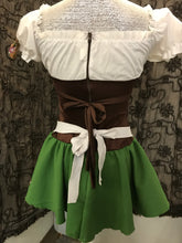 Load image into Gallery viewer, Beer Wench Size S Seasonal costume