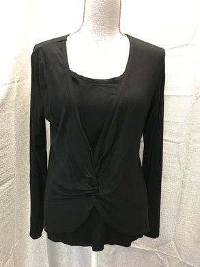 Chico Size Small Black Shirt