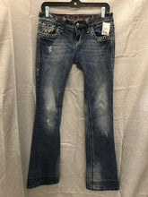 Load image into Gallery viewer, Size 3/4 Rock Revival Jeans 27 Liberty Boot