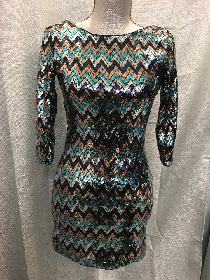 Sequin Size S love reign Dress