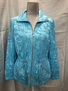 Chico Size S Teal Jacket