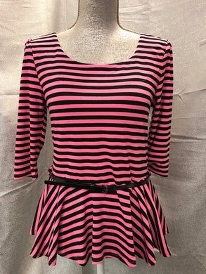 Spoiled Size XL striped Shirt