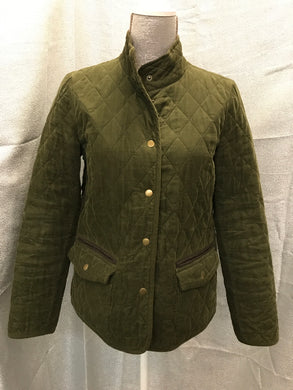 Charter Club Size S Green Jacket