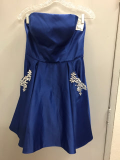 Blue Size 10 Dress