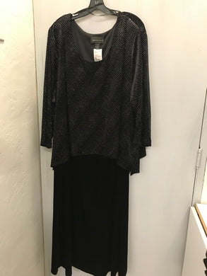 Size 32W Connected Sprakly Gown/Evening Wear